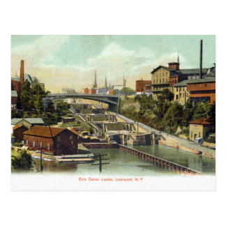 Old Postcard - Lockport, NY, USA