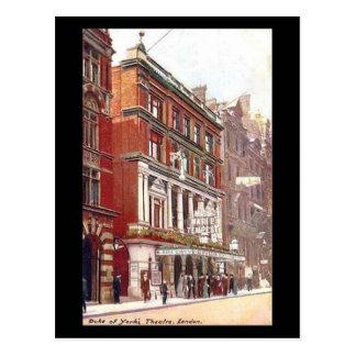 Old Postcard - London Duke of York s Theatre