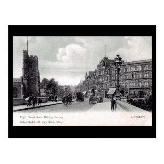 Old Postcard - London, Putney