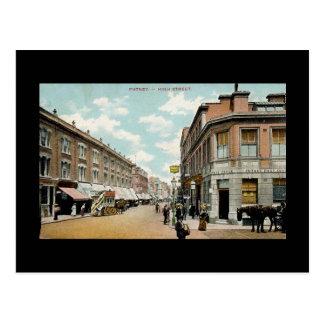 Old Postcard - London, Putney, 1909