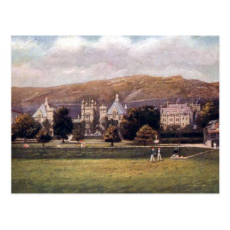 Old Postcard - Malvern College, Worcestershire