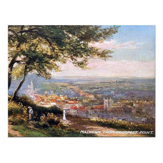 Old Postcard - Malvern, Worcestershire