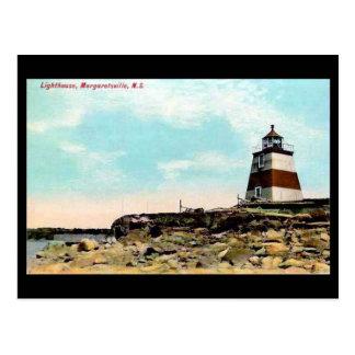 Old Postcard - Margaretsville, Nova Scotia