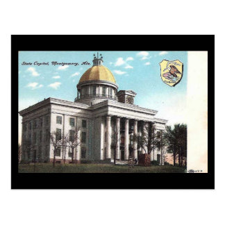Old Postcard - Montgomery, Alabama
