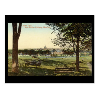Old Postcard, Montreal, Hotel Dieu