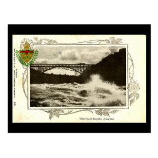 Old Postcard - Niagara Falls