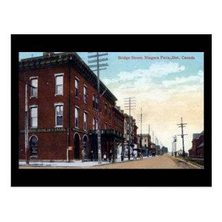 Old Postcard - Niagara Falls, Ontario