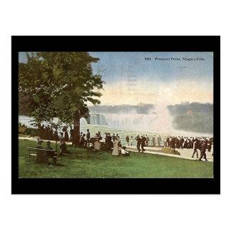 Old Postcard - Niagara Falls, Prospect Point