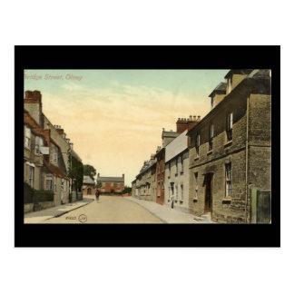 Old Postcard - Olney, Buckinghamshire