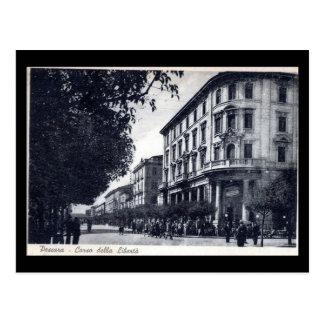 Old Postcard - Pescara, Corso della Liberta
