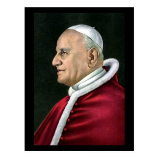 Old Postcard - Pope John XXIII