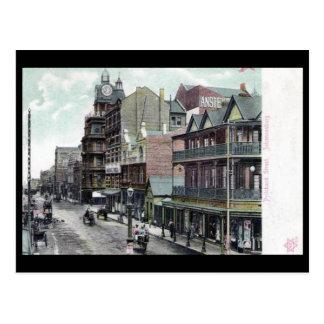 Old Postcard - Pritchard St, Johannesburg
