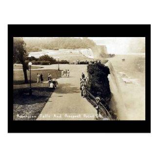 Old Postcard - Prospect Point, Niagara Falls