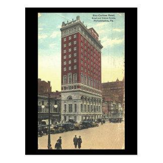 Old Postcard - Ritz-Carlton Hotel, Philadelphia
