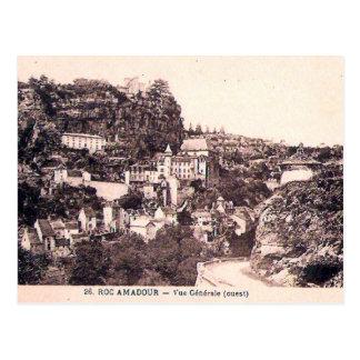 Old Postcard - Rocamadour, Lot