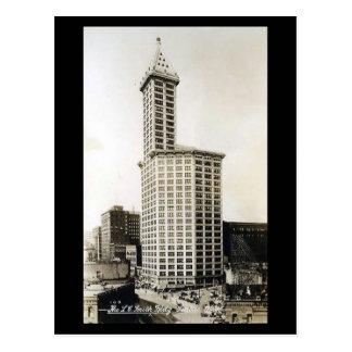 Old Postcard - Seattle WA