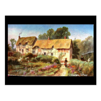 Old Postcard, Shottery, Anne Hathaway's Cottage Postcard