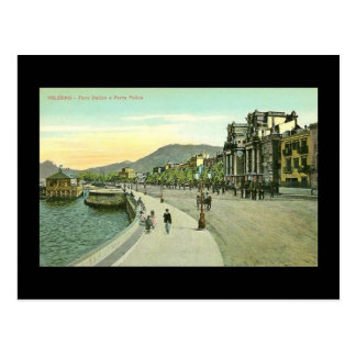 Old Postcard, Sicily, Palermo