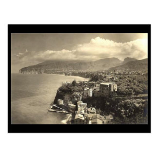 Old Postcard - Sorrento, Italy, in 1927