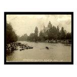 Old Postcard, Stratford-upon-Avon Regatta