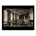 Old Postcard, Stratford-upon-Avon, Theatre Cafe
