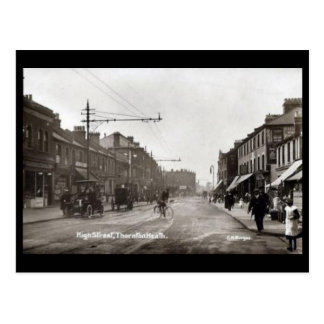 Old Postcard - Thornton Heath, London