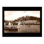 Old Postcard, Torquay, Devon Postcard