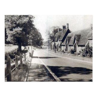 Old Postcard - Turvey, Bedfordshire.