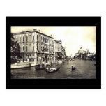 Old Postcard, Venice, Palazzo Franchetti