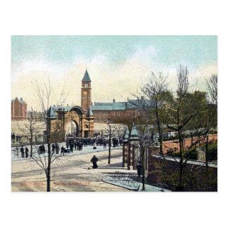 Old Postcard - Victoria Barracks, Southsea