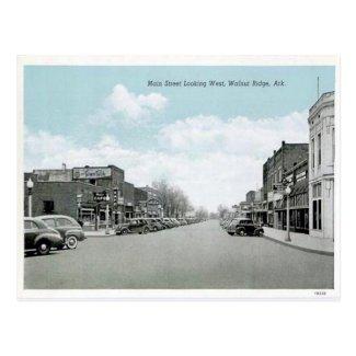 Old Postcard - Walnut Ridge, Arkansas, USA