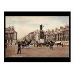 Old Postcard - Waterloo Place, London