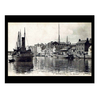 Old Postcard - Weymouth, Dorset