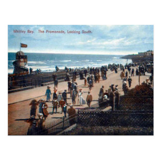 Old Postcard - Whitley Bay