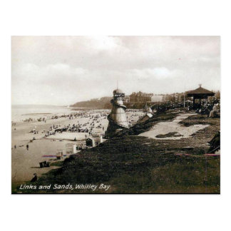 Old Postcard - Whitley Bay, Tyne and Wear