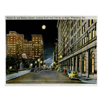 Old Postcard - Wilmington, Delaware