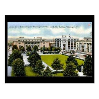 Old Postcard, Wilmington, Delaware