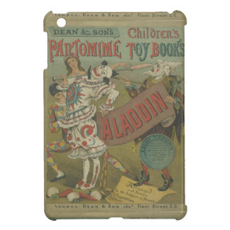 OLD POSTER OF CIRCUS iPad MINI COVERS