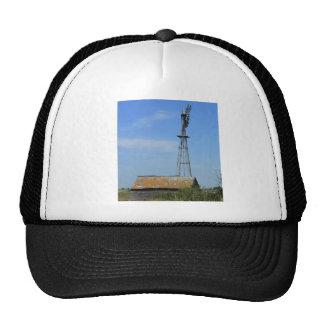 Old Prairie WIndmill Trucker Hat