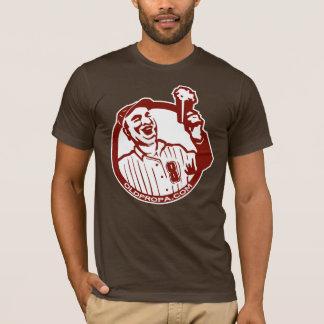 Old Pro 'Beer Guy' (for dark apparel) T-Shirt