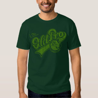 Old Pro 'Green Monster' Tee Shirt