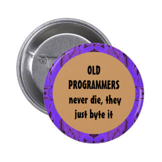 old programmers pin