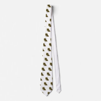 Old Pussy  Cat Neck Tie