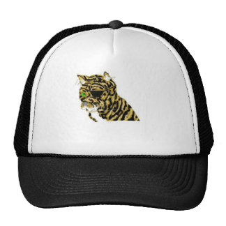 Old Pussy  Cat Trucker Hat