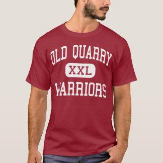 Old Quarry - Warriors - Middle - Lemont Illinois T-Shirt