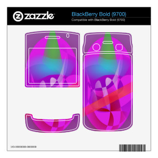 Old Queen Decal For BlackBerry