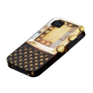 Old radio iPhone 4/4S case