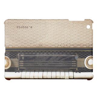 Old Radio iPad Mini Covers