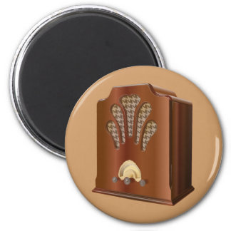 Old Radio Magnet
