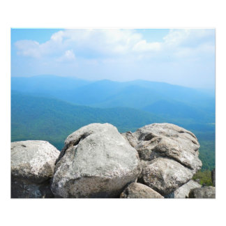 Old Rag Mountain Photo Print